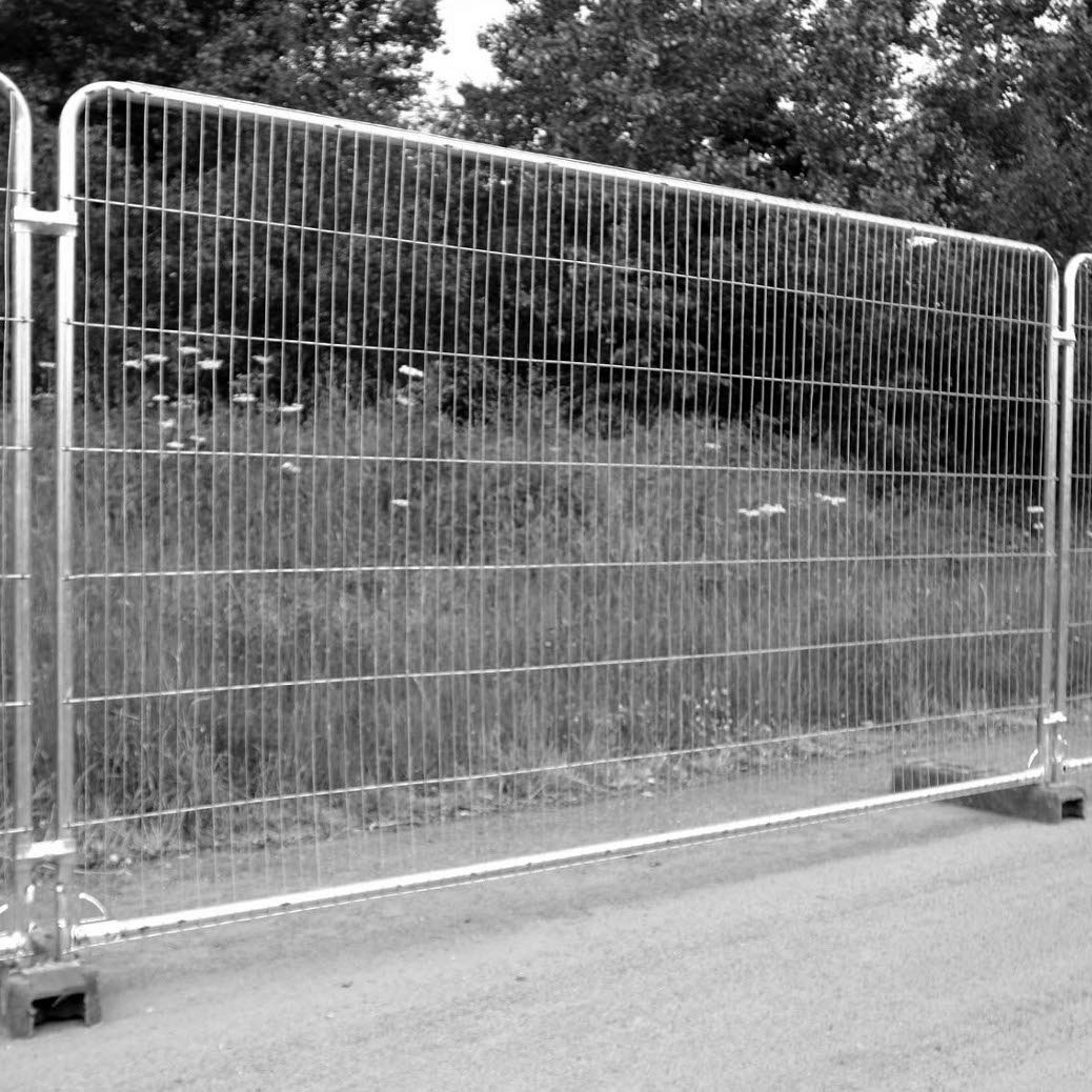 Temporary Site Fencing