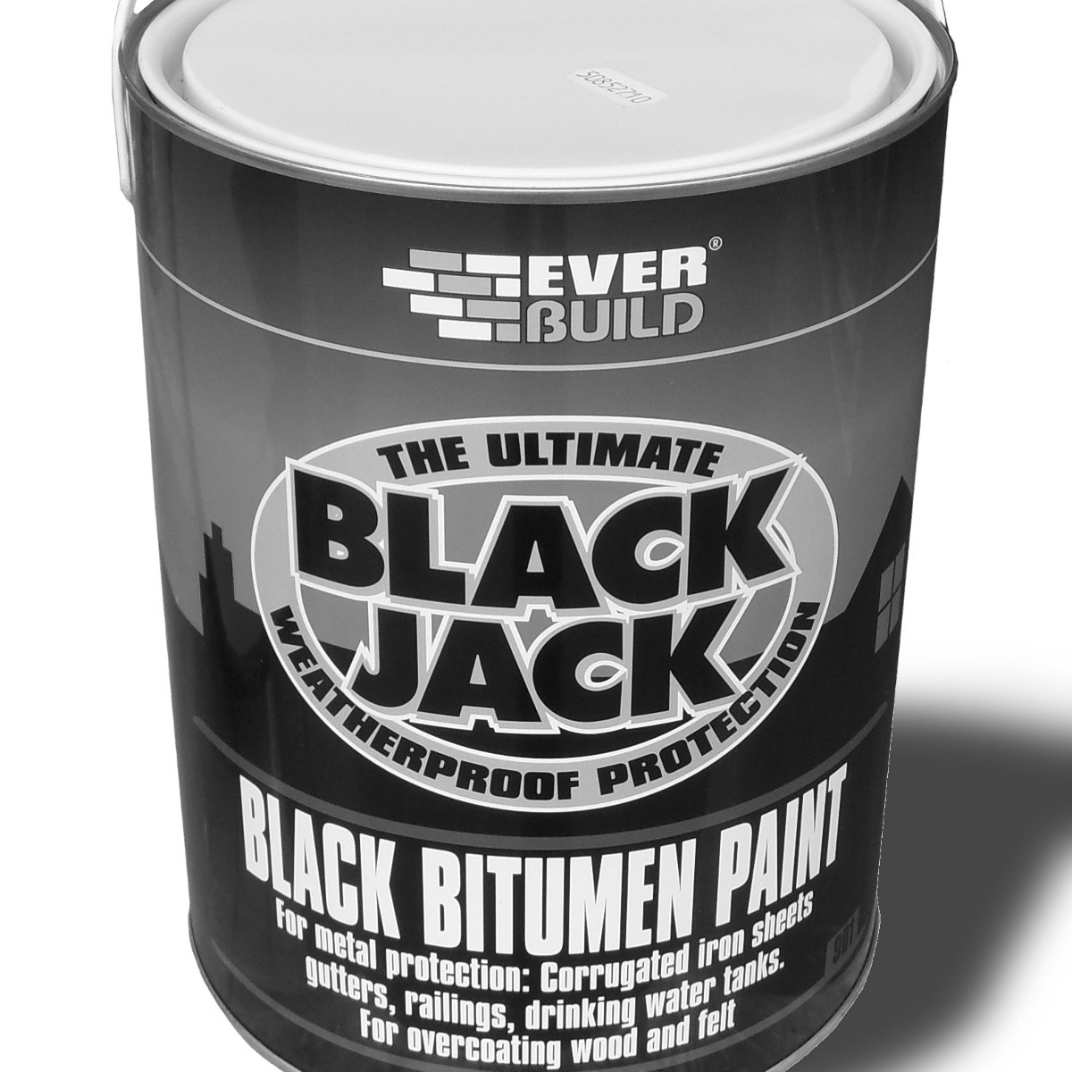 Bitumen Paint for Steel