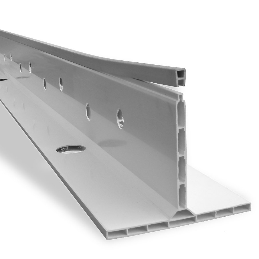 'K Form' Screed Rails