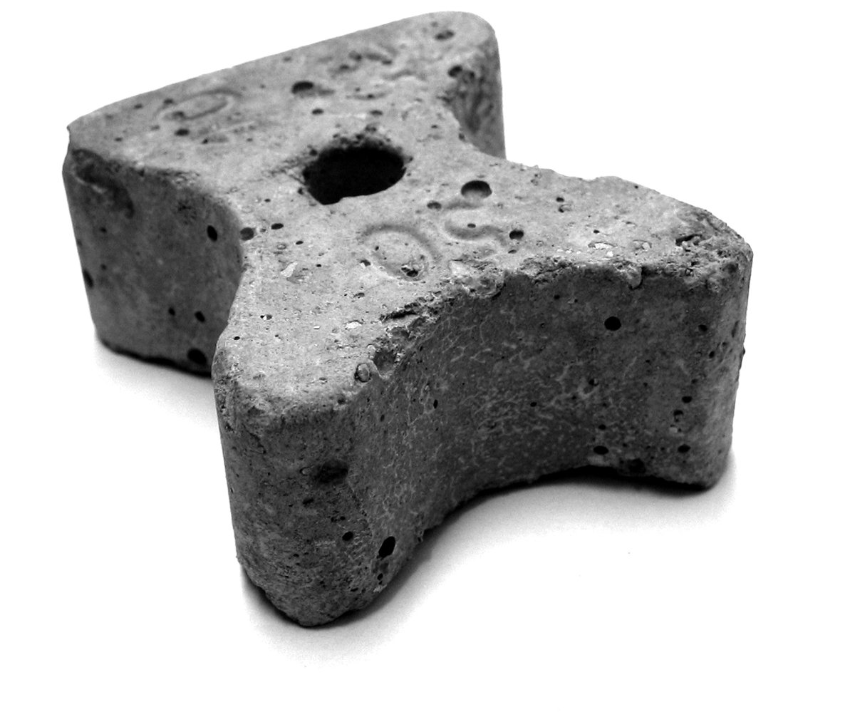 Block And Brick Spacers : Concrete block spacers